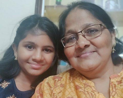 Sitara & Grandma