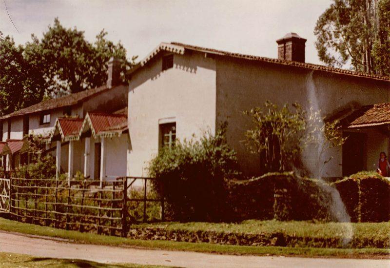 Mr and Mrs Gompertz's house - 1