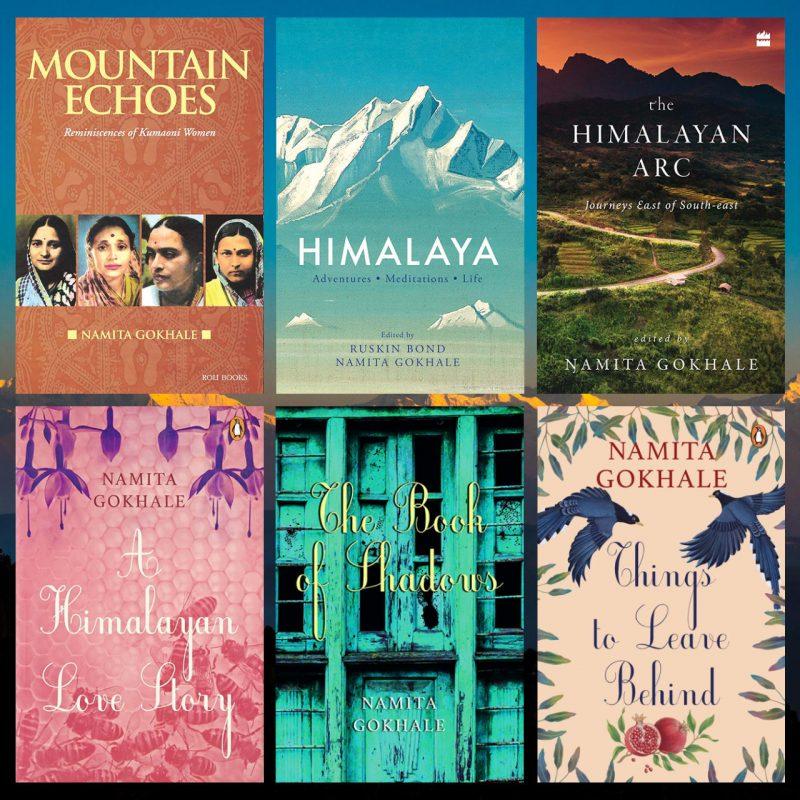 Namita Gokhale - Himalayan books