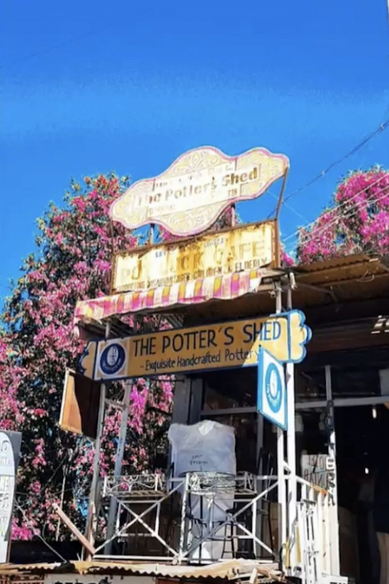 The Potter's Shed - Shop